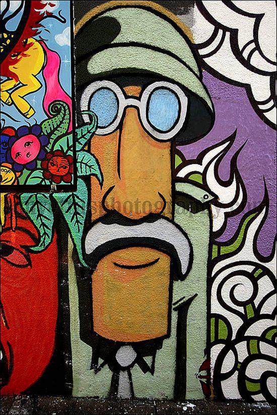 Graffiti - sztuka ulicy 22