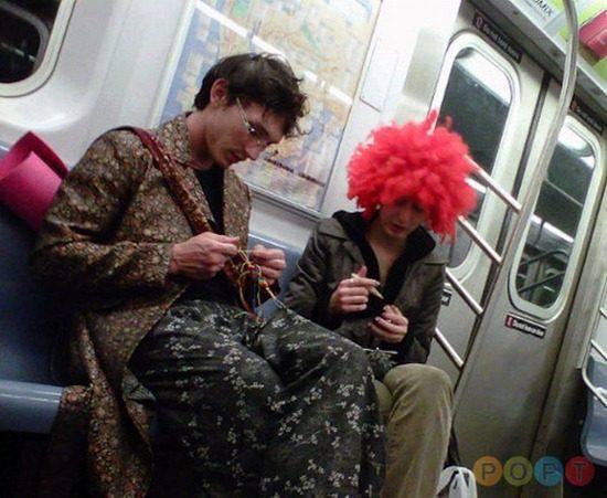 Najdziwniejsi ludzie z busów 1