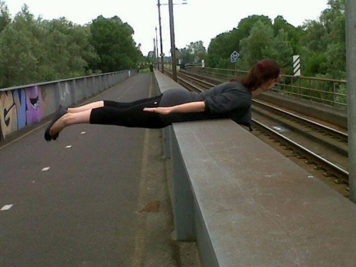 Planking - zabawa w leżenie 2