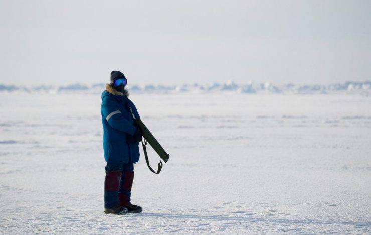 Praca w Arktyce 26