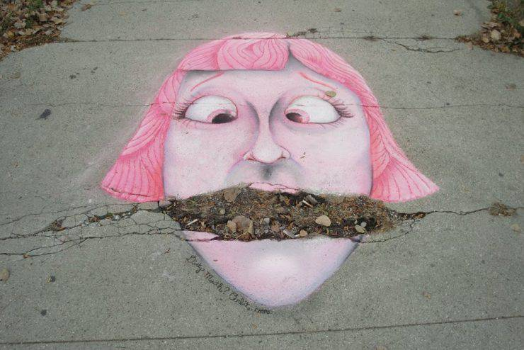 Sztuka na ulicach miast 42