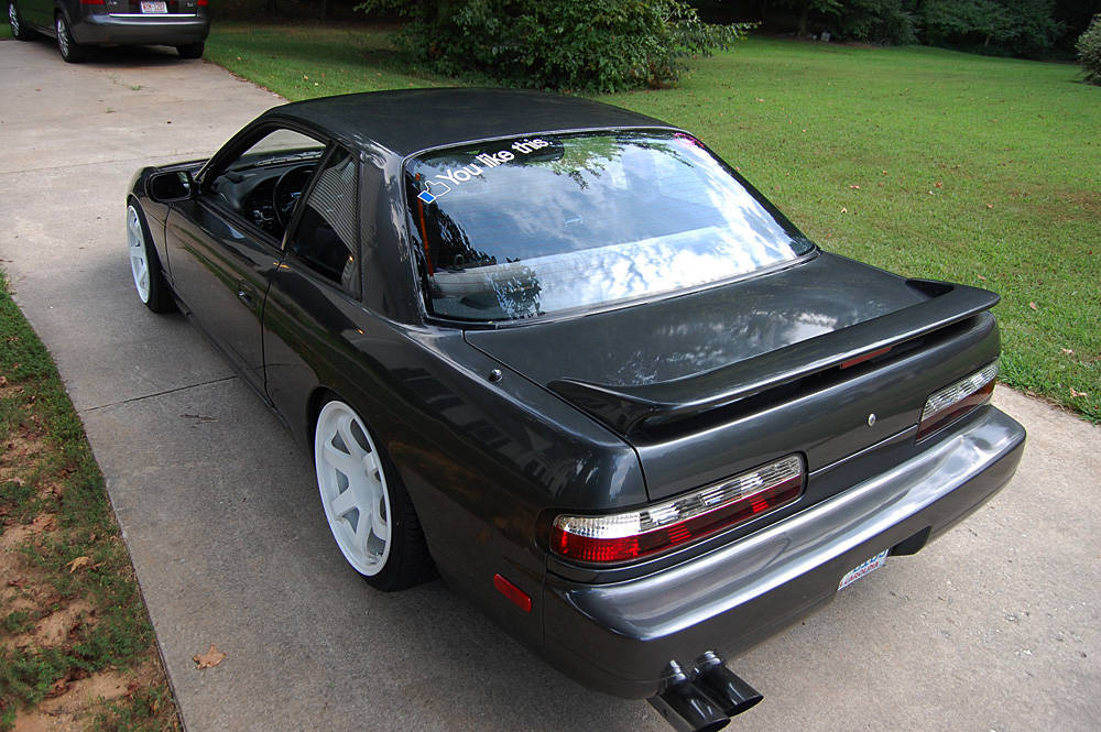 My 1991 240sx coupe forums for Triple a s motors greensboro nc