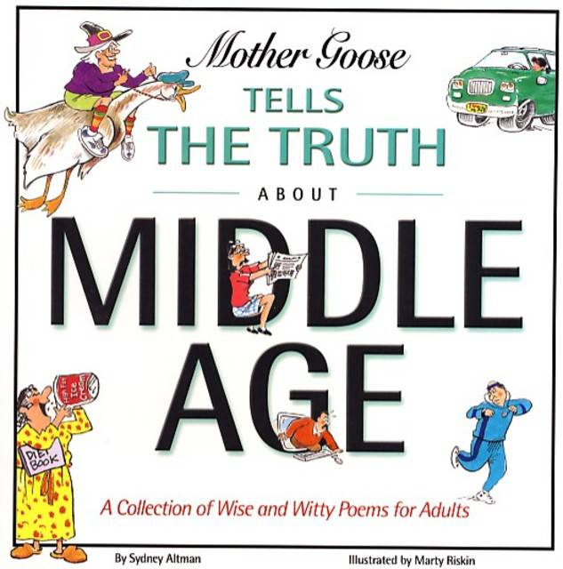 Middle age dating jokes