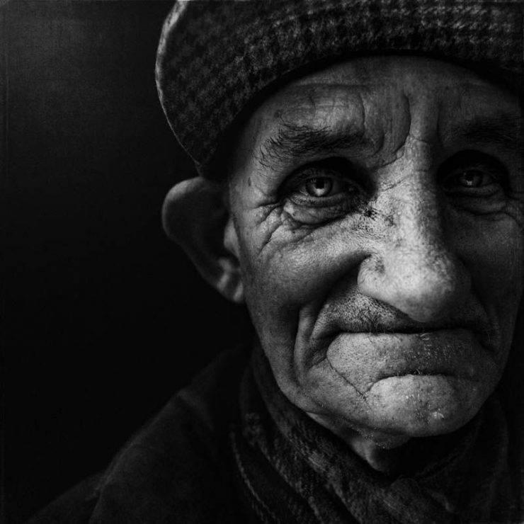 Niezwykłe zdjęcia bezdomnych. 18