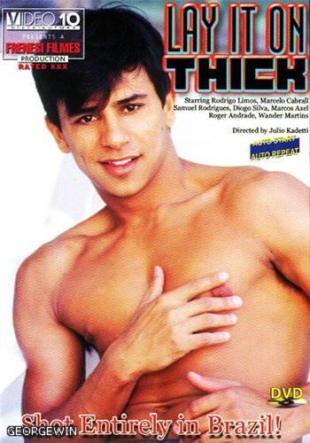 Categories: Oral/Anal Sex, Men of Brazil, Latino Men, Model, Muscle Men, ...