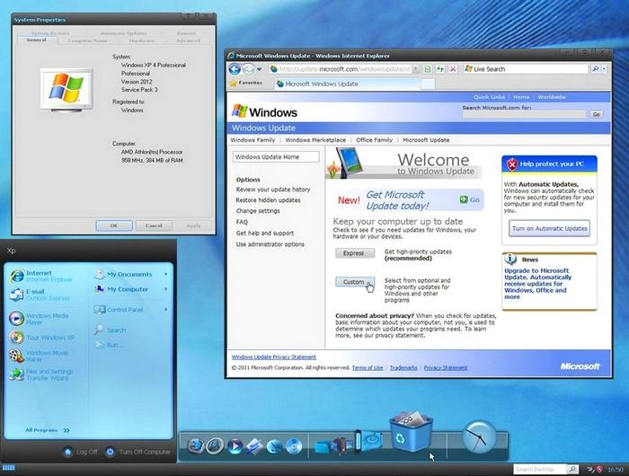 Windows XP SP3 con Drivers SATA. ISO Original en Espa ol