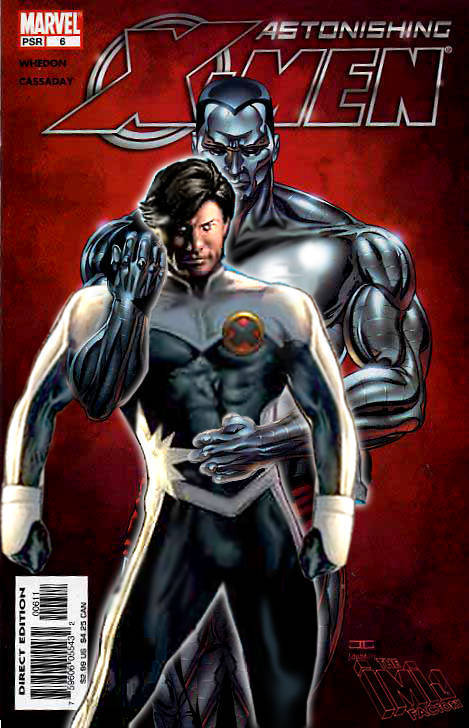 X-men gay colossus