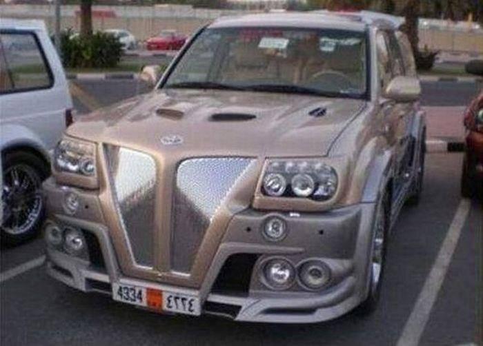 Najdziwniejsze samochody 20