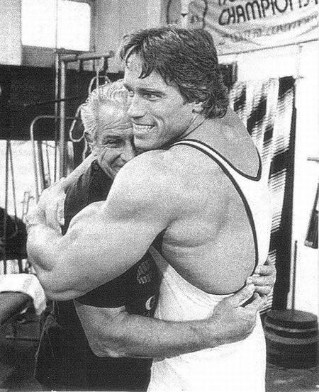 Arnold Schwarzenegger za młodu 14
