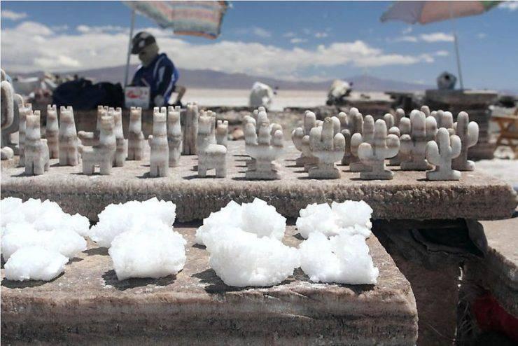 Salinas Grandes - białe pustynie Argentyny 40