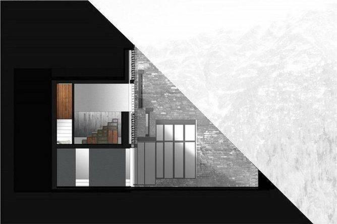 Dom we wzgórzu 18
