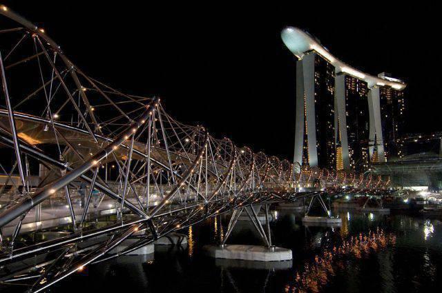 SkyPark w Singapurze 7