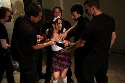 Kristina Rose - Kink/ BoundGangBangs (2011/ HD 720p)