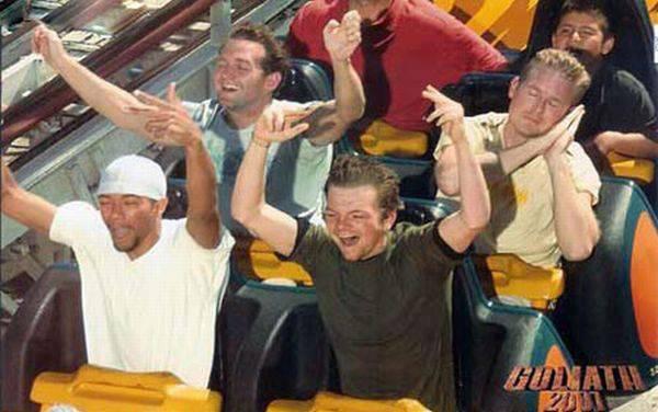 Ludzie na Roller Coasterze 12