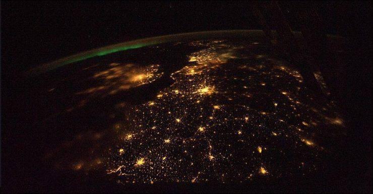 Ziemia nocą #2 3