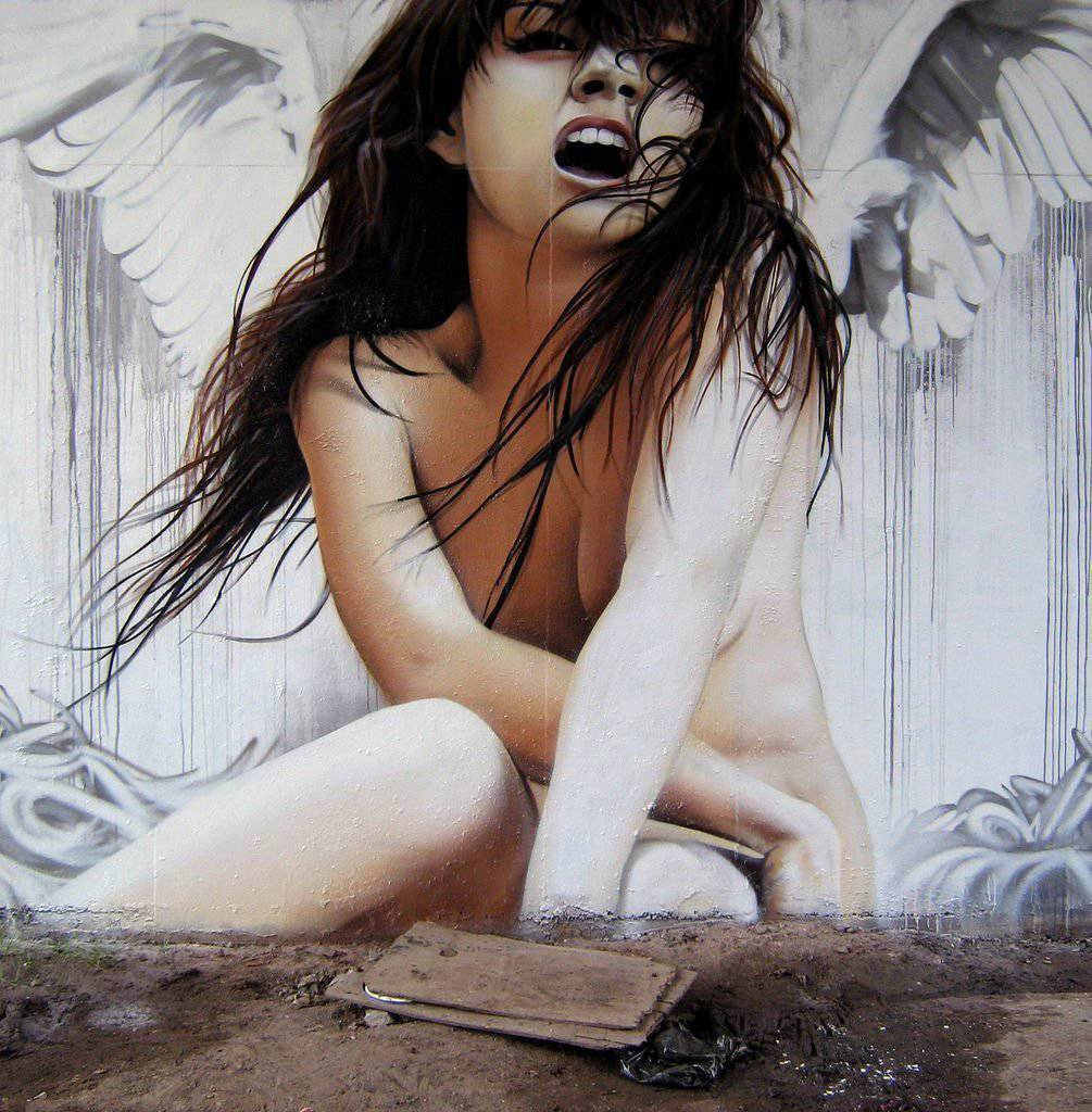 Street Art: Graffiti 2