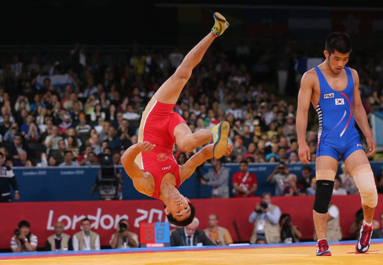 Igrzyska Olimpijskie w Londynie 3