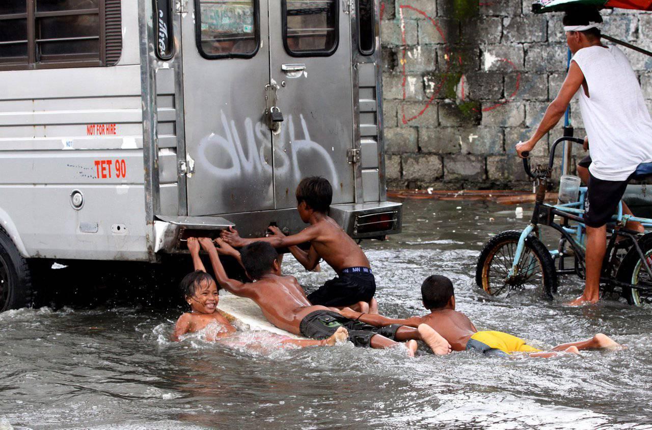 Miasta w czasie powodzi 24