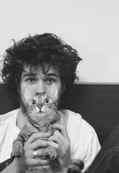 Mężczyźni i koty 1