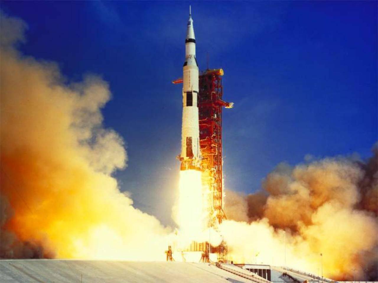 Misja Apollo 11 - lądowanie człowieka na Księżycu 27