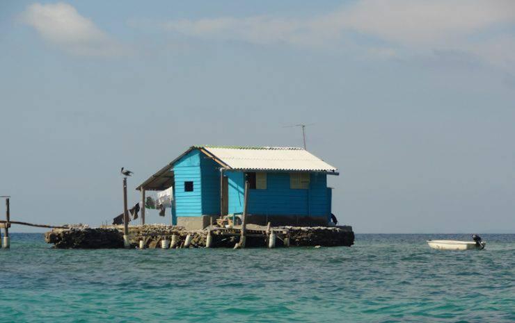 Opuszczone wyspy kolumbijskiej mafii 5