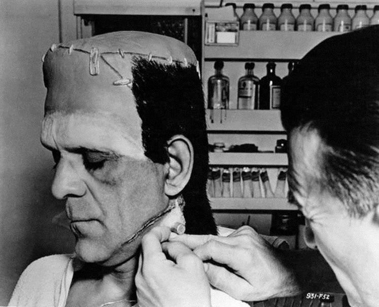 Za kulisami filmów: Frankenstein 3
