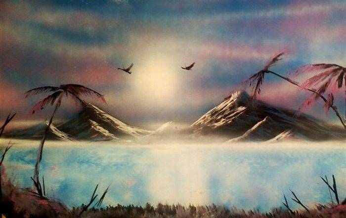 Spray Art 11
