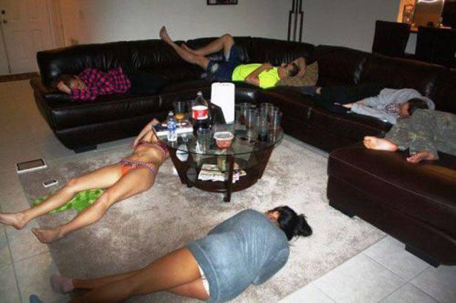Wpływ alkoholu na człowieka #11 22