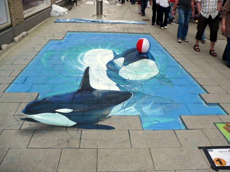 3D street art #4 15