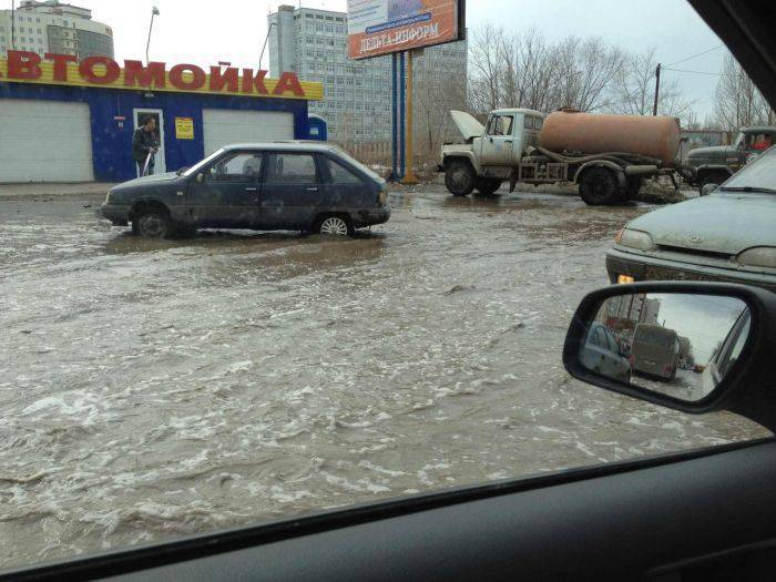 Drogi rosyjskiej Samary 11
