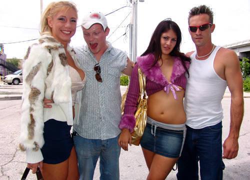 Gina, Isabella - Threesome of asses - BangBrosRemastered (2012/ SiteRip)