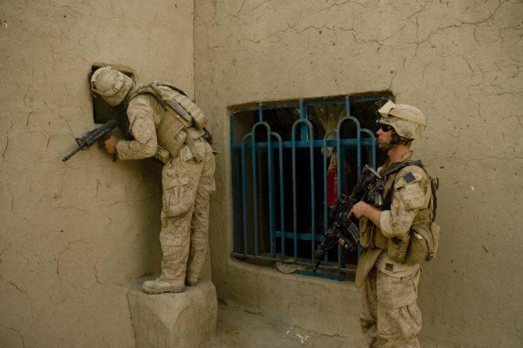 Zdjęcia z wojny w Afganistanie 20