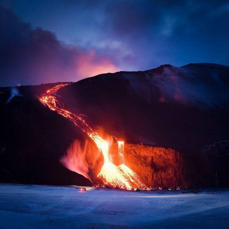 Niezwykłe wulkany 1