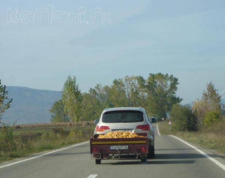 Na rumuńskich drogach 21