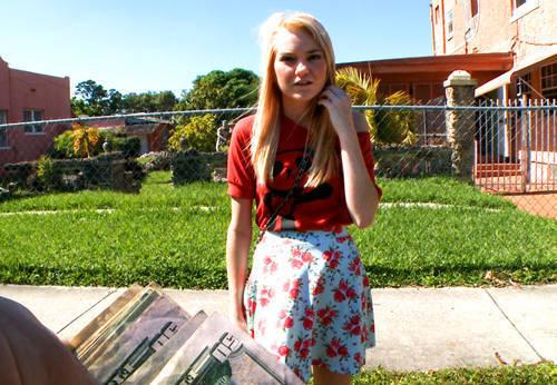 Chloe Foster - We Love Chloe - BangBros/ BangBus (2012/ HD 720p)