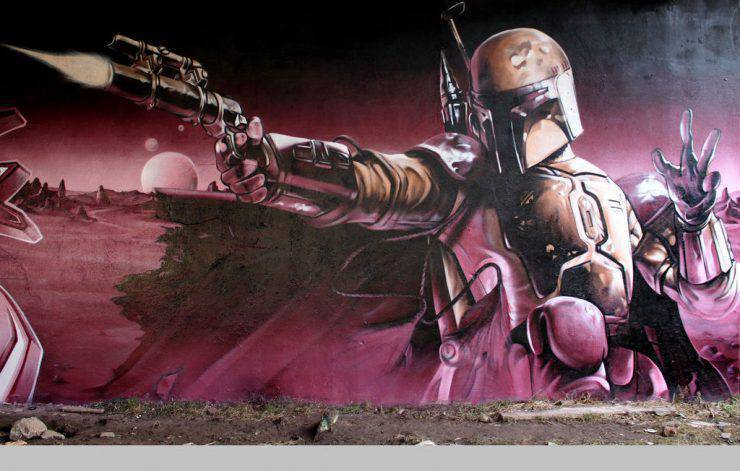 Realistyczny street art 5