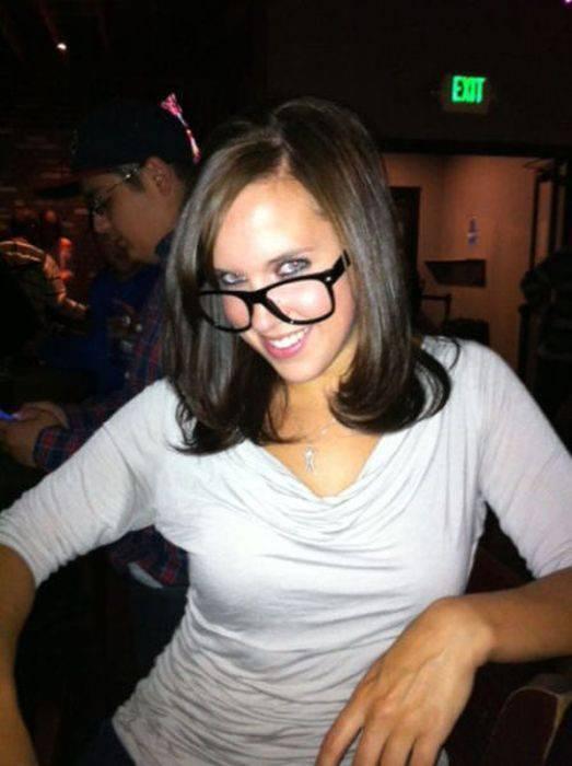 Dziewczyny w okularach #2 13