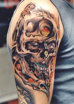 Tatuaże na rękach 13