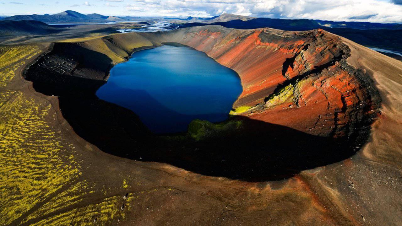 Jeziora wulkaniczne 28
