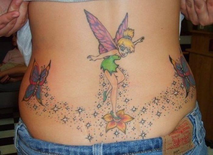 Nietypowe tatuaże 22
