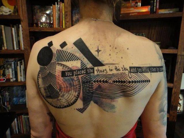 Oryginalne tatuaże #4 24