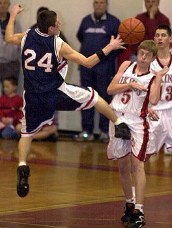 Śmieszne zdjęcia sportowe #2 3