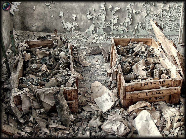 Czarnobyl: 25 lat po katastrofie 29