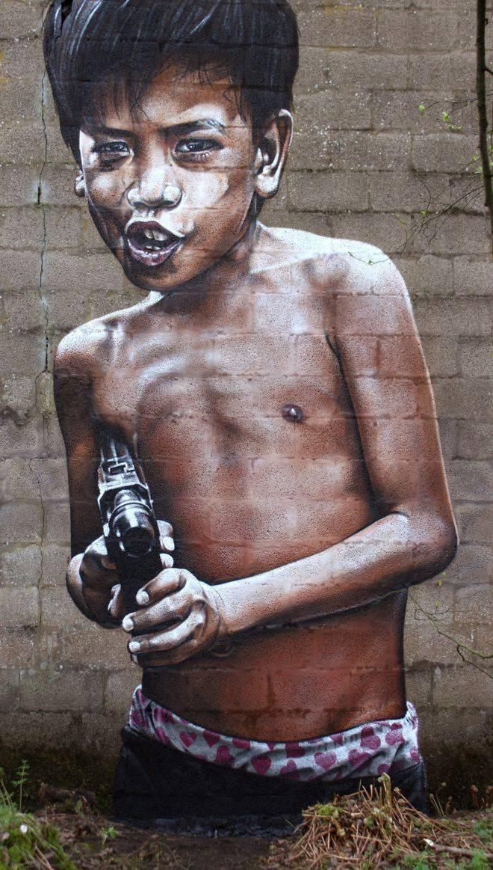 Street Art - sztuka ulicy #4 2