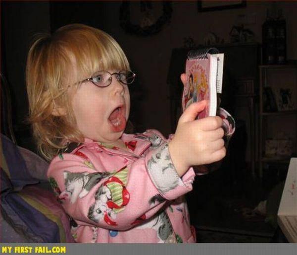 Śmieszne zdjęcia dzieci #4 3