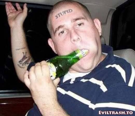 Głupie, śmieszne i zadziwiające tatuaże 4