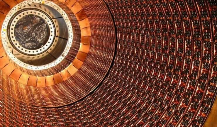 Wielki Zderzacz Hadronów LHC 6