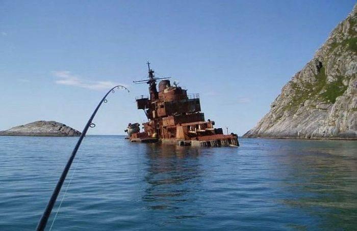 Opuszczone statki 29