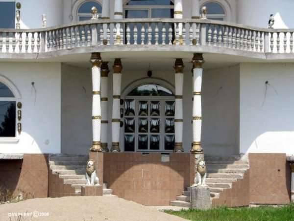 Cygańskie domy 12