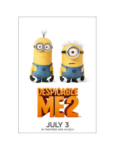 Despicable Me 2 (2013) HDCAM READNFO x264 AAC-BadMeetsEvil